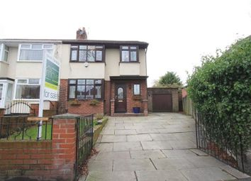 Thumbnail 3 bed semi-detached house for sale in Baileys Lane, Halewood, Liverpool