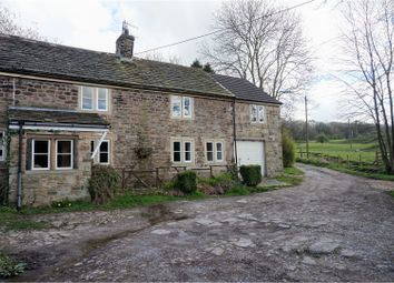 Thumbnail 3 bed detached house for sale in Dolly Lane, High Peak
