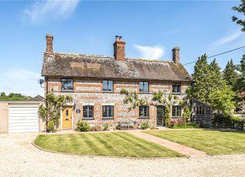 Thumbnail 4 bed detached house for sale in Stubhampton, Tarrant Gunville, Blandford Forum, Dorset