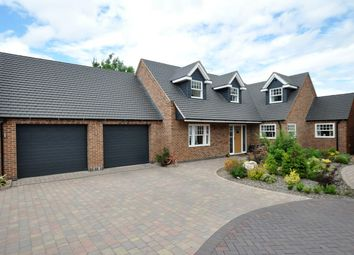 Thumbnail 4 bed detached house for sale in Beamhill Road, Anslow, Burton-On-Trent