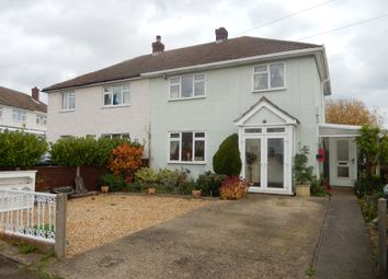 Thumbnail 3 bed semi-detached house for sale in Dovecote Estate, Rippingale, Bourne
