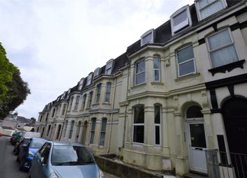 Thumbnail 1 bed flat to rent in 14 Mount Gould Road, Plymouth, Devon
