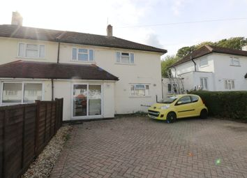 Thumbnail 3 bed semi-detached house for sale in Farnborough Avenue, South Croydon