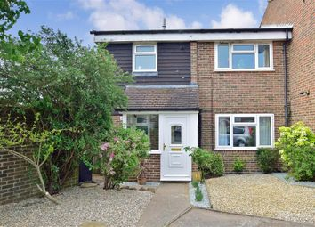 Thumbnail 4 bedroom end terrace house for sale in Park Rise, Petworth, West Sussex
