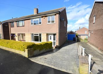 Thumbnail 3 bed semi-detached house for sale in Crispin Drive, Sheffield