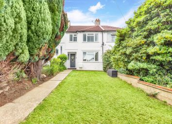 Thumbnail 3 bed terraced house for sale in Chantry Road, Chessington