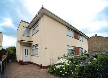 Thumbnail 3 bed semi-detached house for sale in Kimberley Road, Ramsgate