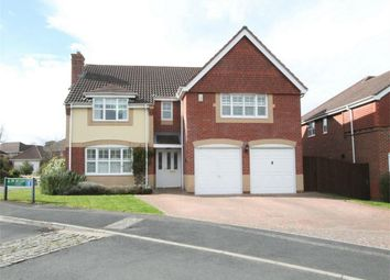 Thumbnail 5 bed detached house for sale in Greenham, Thatcham, Berkshire