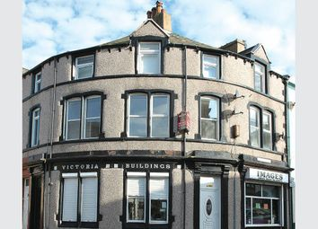 Thumbnail 2 bed flat for sale in South William Street, Workington, Cumbria