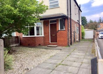 Thumbnail 3 bed semi-detached house for sale in Ellesmere Road, Altrincham, Greater Manchester, .