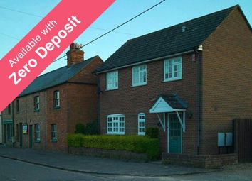 Thumbnail 2 bed detached house to rent in High Street South, Stewkley, Leighton Buzzard