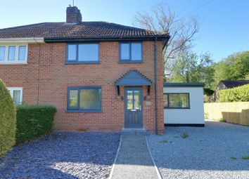 Thumbnail 3 bedroom semi-detached house to rent in South Cave, Brough