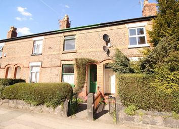 Thumbnail 2 bed terraced house for sale in Moss Lane, Altrincham