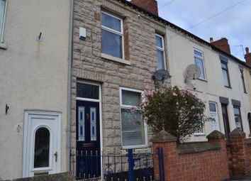 Thumbnail 3 bed terraced house for sale in Darklands Road, Swadlincote