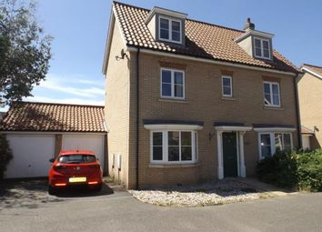 Thumbnail 5 bedroom detached house for sale in Rendlesham, Woodbridge, Suffolk