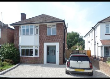 Thumbnail 3 bed detached house for sale in Culford Avenue, Southampton