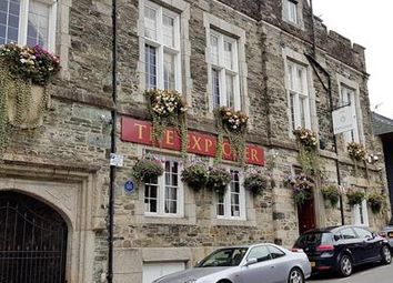 Thumbnail Pub/bar for sale in The Explorer, Pym Street, Tavistock, Devon