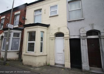 Thumbnail 4 bedroom shared accommodation to rent in Plungington Rd, Preston