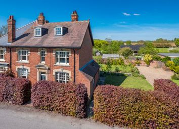 Thumbnail Semi-detached house for sale in Glemsford, Sudbury, Suffolk.