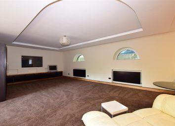 Thumbnail 4 bed detached house for sale in Northfleet Green Road, Southfleet, Kent