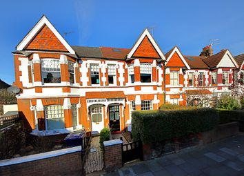 Thumbnail 4 bed terraced house for sale in Leighton Road, London