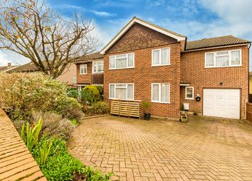 Thumbnail 4 bed semi-detached house for sale in Kingsway, Ware