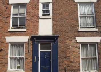 Thumbnail 1 bedroom flat to rent in Egerton Street, Chester