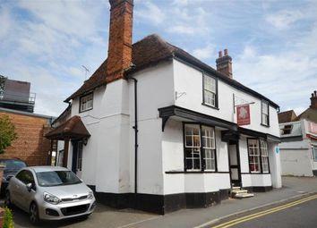 Thumbnail 3 bed flat to rent in Gold Street, Saffron Walden, Essex