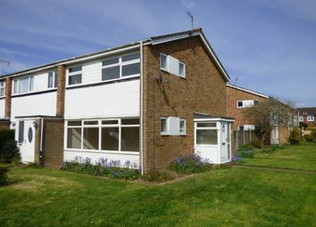 Thumbnail 3 bed end terrace house to rent in Meadowside, Angmering, Littlehampton