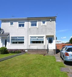 Thumbnail 2 bed semi-detached house for sale in Gullane Place, Kilwinning