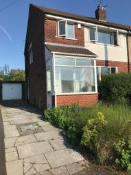 Thumbnail 3 bed semi-detached house to rent in Colinwood Close, Bury