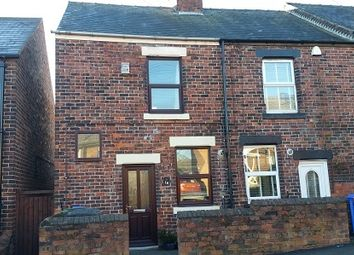 Thumbnail 2 bed terraced house for sale in Stone St, Mosborough