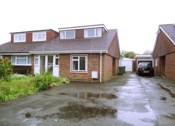 Thumbnail 4 bedroom semi-detached house to rent in Ashling Park Road, Denmead