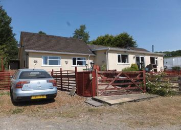 Thumbnail 4 bedroom bungalow for sale in Bratton Clovelly, Okehampton