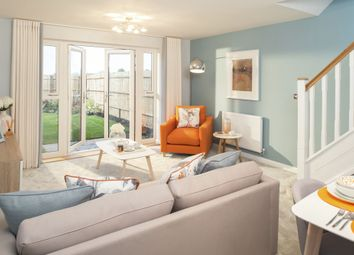 "Thumbnail 2 bedroom end terrace house for sale in ""Tiverton"" at Broughton Crossing, Broughton, Aylesbury"