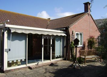 Thumbnail 4 bed detached bungalow to rent in Park Lane, Weymouth