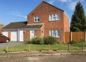 Thumbnail 3 bed property for sale in Jubilee Way, Necton, Swaffham