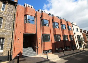 Thumbnail 2 bed flat to rent in 2-5 St Clement Street, Winchester
