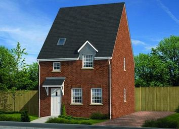 Thumbnail 3 bed detached house for sale in Maple Grove, Highworth Road, Shrivenham