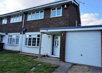 Thumbnail 3 bed semi-detached house for sale in Regency Drive, Brislington