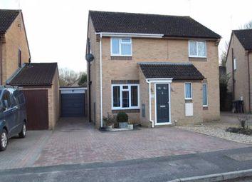 Thumbnail 2 bed semi-detached house for sale in White Edge Moor, Liden, Swindon