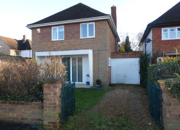 Thumbnail 3 bed detached house for sale in Thorpe Park Road, Peterborough