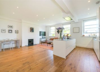 Thumbnail 3 bed flat for sale in Cannon Place, Hampstead, London