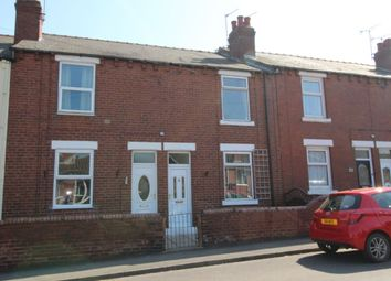 Thumbnail 2 bed terraced house for sale in Foxholes Lane, Altofts, Normanton
