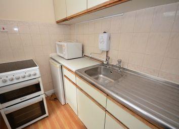 Thumbnail 1 bedroom flat to rent in Nantwich Road, Crewe