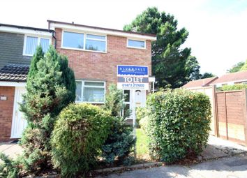 Thumbnail 3 bed semi-detached house to rent in Halesowen Close, Ipswich