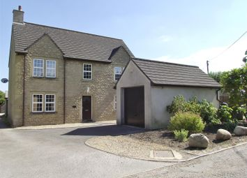 Thumbnail 4 bed detached house for sale in The Green, Goatacre, Calne