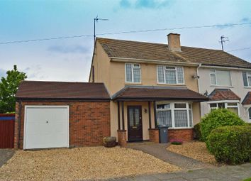 Thumbnail 3 bed semi-detached house for sale in Cody Road, Clapham, Bedford
