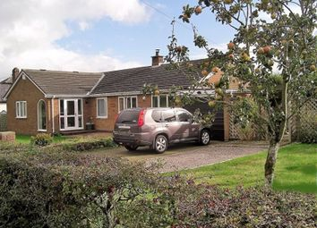 Thumbnail 3 bed detached bungalow for sale in Hosket Hill, Kirkandrews-On-Eden, Carlisle