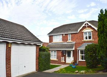 Thumbnail 4 bed detached house for sale in Cross Street, Castlefields, Prudhoe, Northumberland